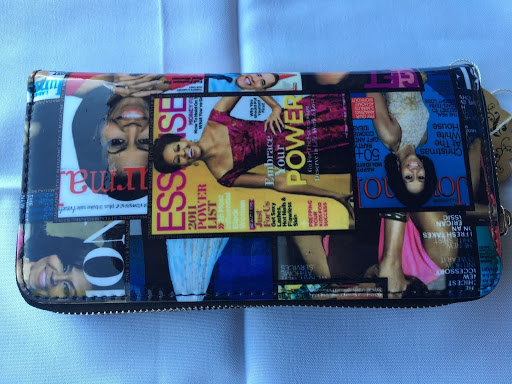 Former 1st Lady Michelle Obama Wallet