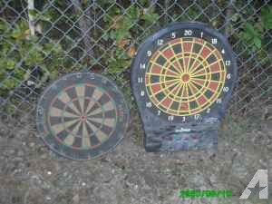 2x Dart Boards - Good Condition!!! - $35 (Lumberton)