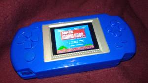 Small Portable Nes Clone (Westside)