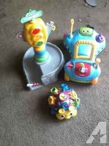 Infant-Toddler Toy Lot - $10 (Knox/Louisville)