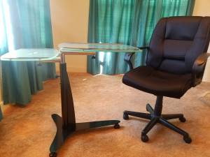 Laptop computer cart and coffee table (NW Roswell)