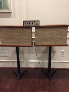 Bose 901 speakers with equalizer (carrollton)
