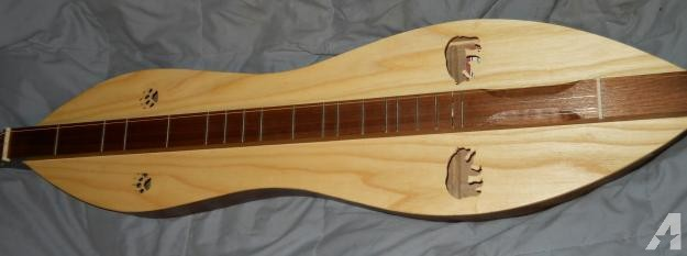 Custom Designed Handcrafted Dulcimers