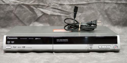 Panasonic DMR-ES20 DVD Recorder Analog Tuner DVD-R/RW DVD+R