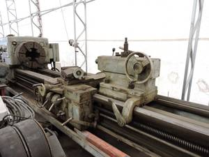 Lounge and Shipley Hollow lathe (Miami-dade)
