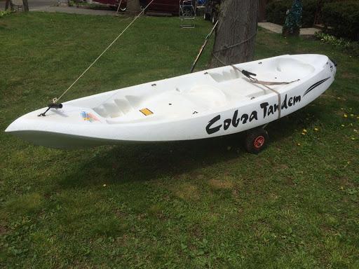 2 Passenger Tandem Kayak by Cobra