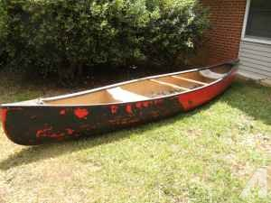 14 foot Canoe - $250 (Fort Rucker)