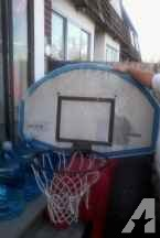 Basketball Hoop - $25 (Frederick MD)