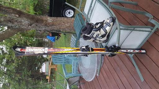 Rossignol Intermediate Ski Package