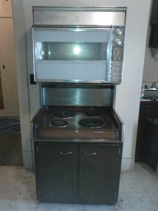 Old G.E, electric stove  [url removed])
