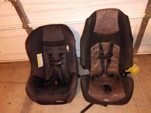 2 car seats (Surprise)