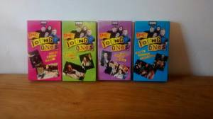 Young Ones Vhs Tape Set (Wellington)