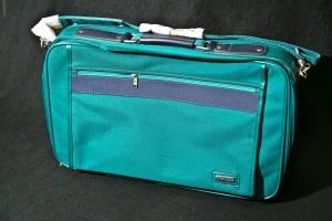 Samsonite Vintage Canvas Luggage (Lynnwood)