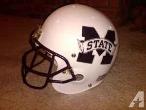 Mississippi State Football Helmet - $150 (Jackson, MS)