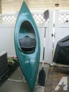 Old Town Kayak - 1 seater - $300 (Spring Hill, TN)