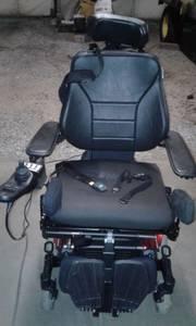 Permobil M300 corpus 3g electric wheelchair (PARADISE)