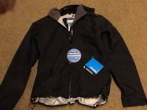 NEW $300 Columbia woman jacket with OMNI dry size med (Everett)