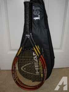 Head Tennis Rackets - $40 (St. Augustine)