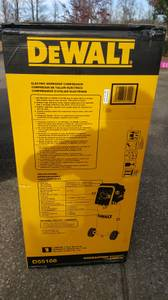 REDUCED PRICE** Brand New Dewalt 15 gal. air compressor