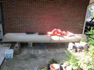 Mad River 16ft canoe - $450 (Chatt, Tn)