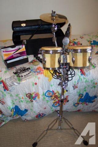 Complete Bongo Ensemble & Accessories