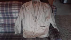 Deluth trading coat (Greenfield)