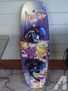 Hyperlite 124 Voyager Kid Series Wake Board - $100 (OP/ Gainesville)