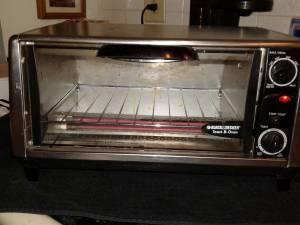 Black & Decker Oven n Toaster (Tamarac)