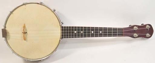 Handmade Maple Banjo Ukulele Banjolele