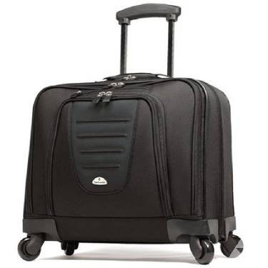 Spinner Mobile Office Wheeled Briefcases