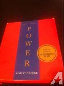 48 laws of power AUDIOBOOKS - $20 (Cheektowaga)