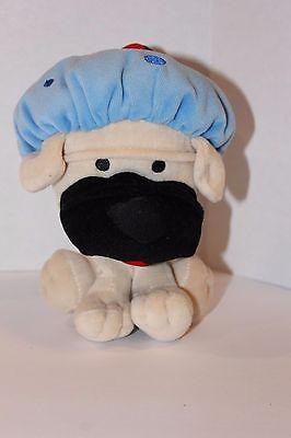 Petcakes Plush Blueberry Buddy Dog stuffed animal toy