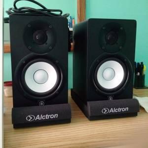 Yamaha HS5 Studio Monitor Speakers (Pair) + Extras