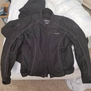 Fieldsheer XL Motorcycle Jacket (West Bend)
