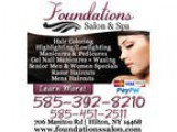 Foundations Salon and Spa