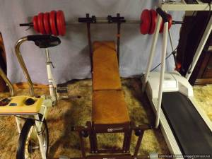 Weight Bench and Weights combo (Lincoln/Omaha area)