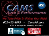 . Synthetic Blend Oil Change