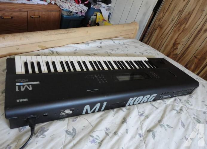 Korg M1 Keyboard Synthesizer - $450 (Albuquerque)