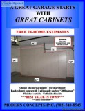 Motivate Yourself with a Organized Garage Storage Systemcabinets