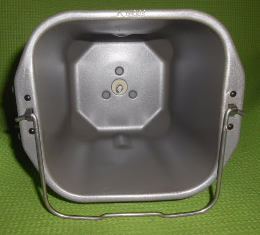 Breadman TR-440C Replacement Bread Machine Loaf Pan Bucket