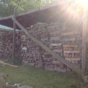 Fire Wood/ firewood White Oak, Hickory, locust and cherry! (Kingsville)