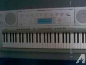 Casio Keyboard CTK-4000 - $130 (Fremont)
