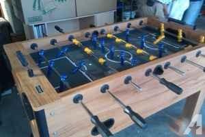 Foosball Table Harvard -