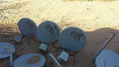 Dish Network Dish 500,Dp Plus Twin Lnb