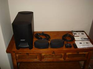 Bose cinemate Series 2 home theater system (Edmond,OK)
