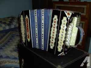 Concertina Accordian - $550 (Herkimer)