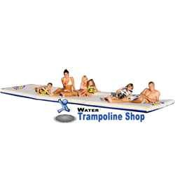 Aqua-Glide water trampoline - $745 (Pensacola)