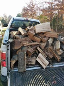 Dry season Mixed firewood (Louisville Kentucky southern Indiana)