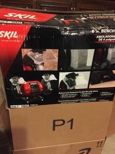 6 inch bench grinder skil 3380-01
