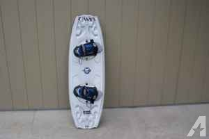 CWB Pure Wakeboard 134 - $150 (Spokane/Liberty Lake)
